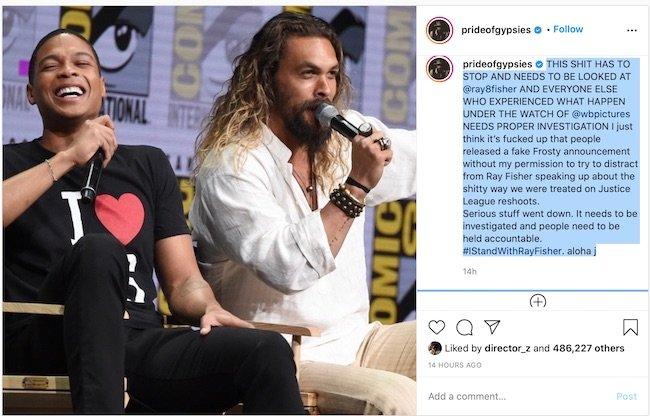 Jason Momoa Ray Fisher Justice League Kang the Conqueror Kang the Conqueror Mandalorian Season 2 trailer