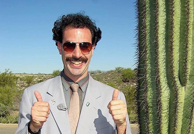 Borat 2 Coming to Amazon; Barry Jenkins Directing Lion King 2