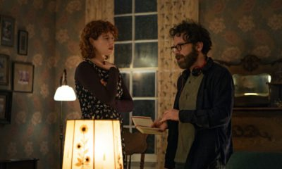 I'm Thinking of Ending Things Charlie Kaufman Jessie Buckley