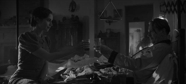 Mank Americans Citizen Kane David Fincher Gary Oldman Lily Collins