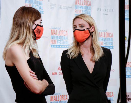 Evolution Mallorca International Film Festival Sandra Lipski Laura Gost