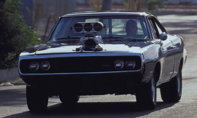 Fast and the Furious Dodge Charger