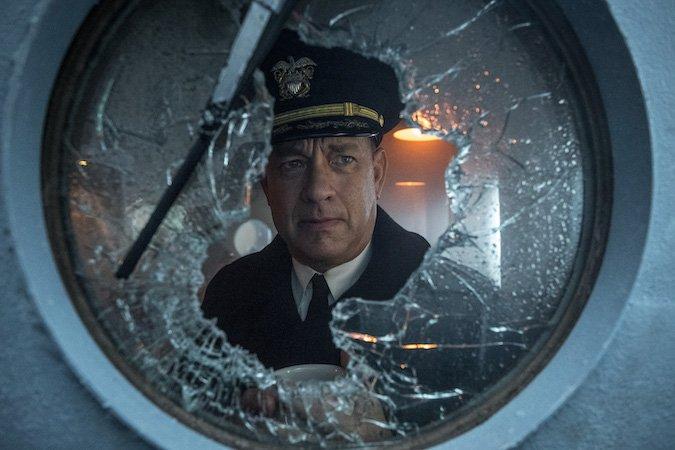 Greyhound Aaron Schneider Tom Hanks