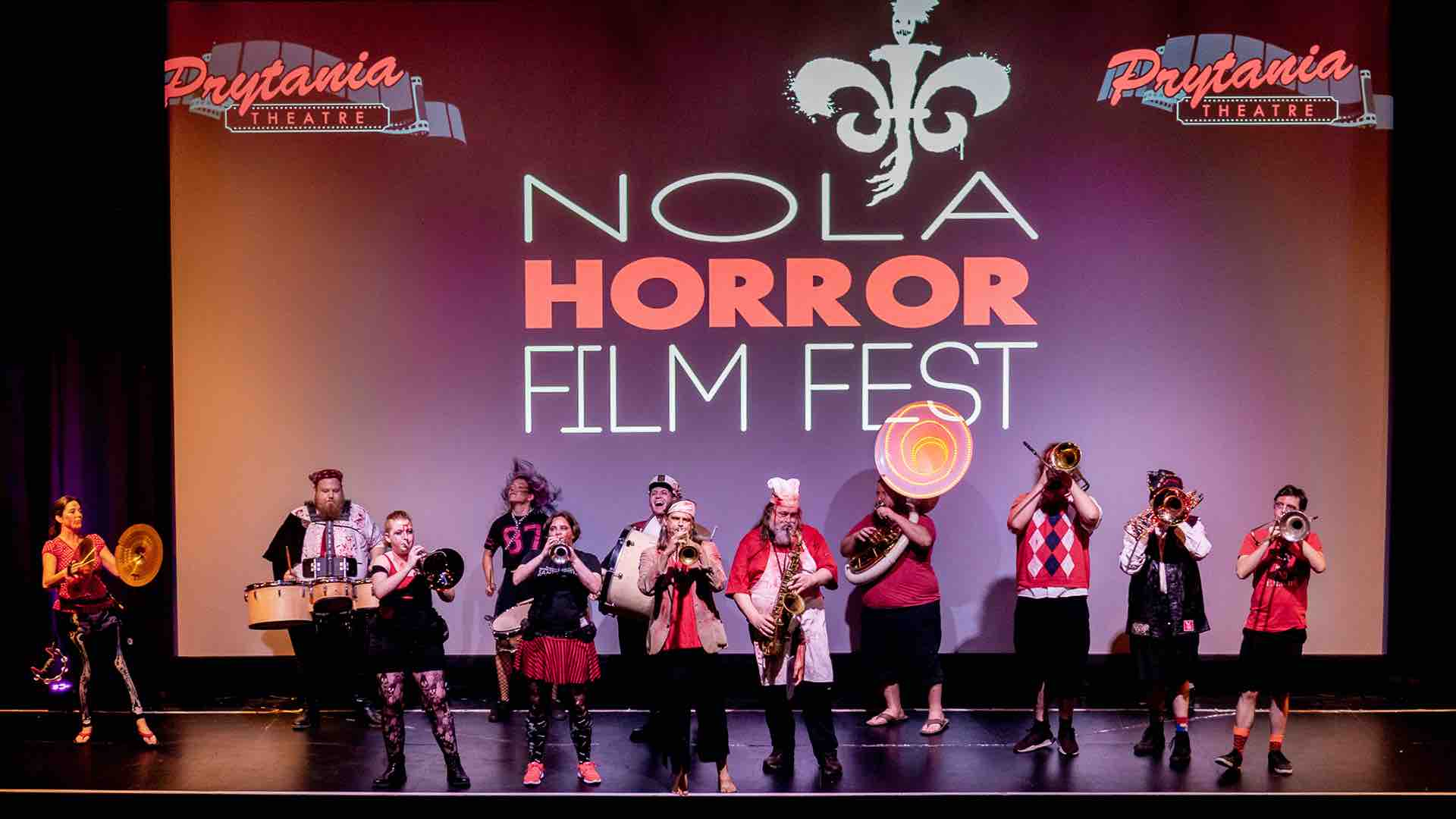 World's Best Genre Festivals NOLA Horror Film Fest film festivals