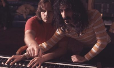 Frank Zappa Alex Winter