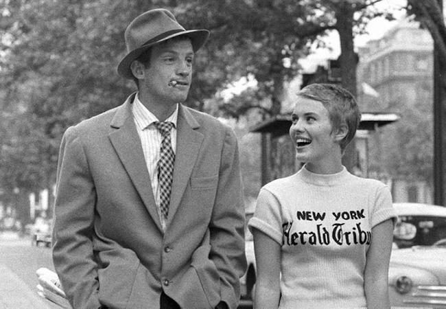 What Are French Hours Breathless Jean Seberg