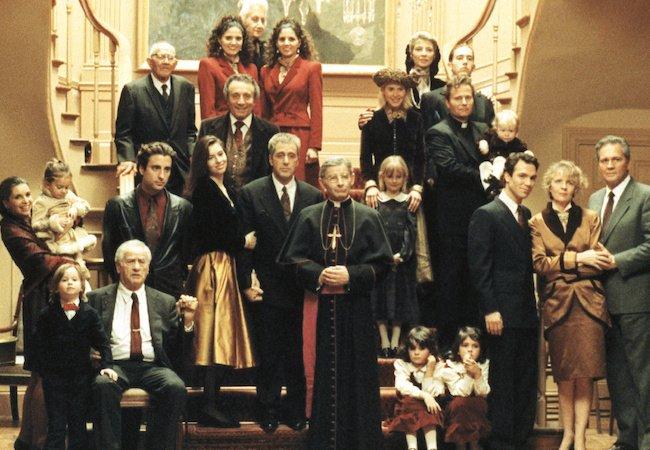 Godfather Coda Godfather Part III