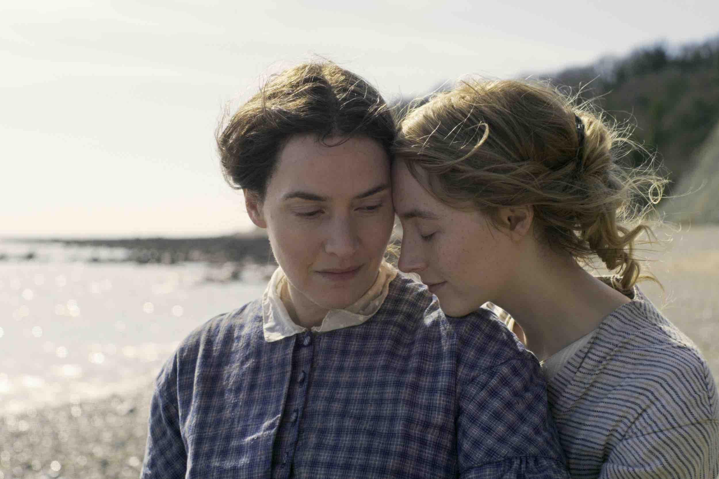 Ammonite Francis Lee saoirse ronan Kate Winslet God's Own Country