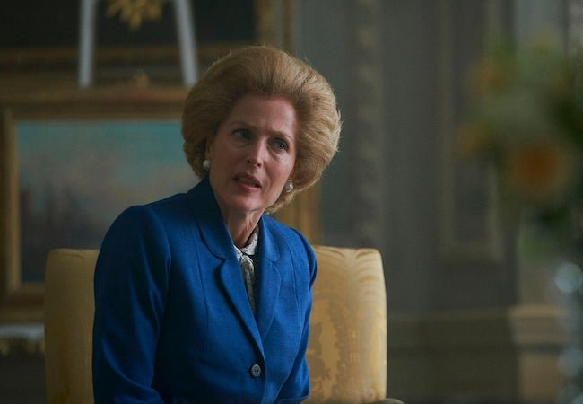 Did Margaret Thatcher Really Say Women 'Tend Not to Be Suited to High Office'? Gillian Anderson