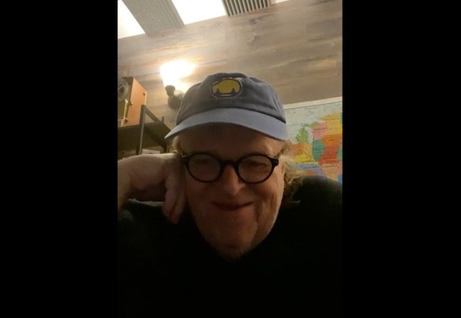 Michael Moore worries about trump keeping nuclear codes