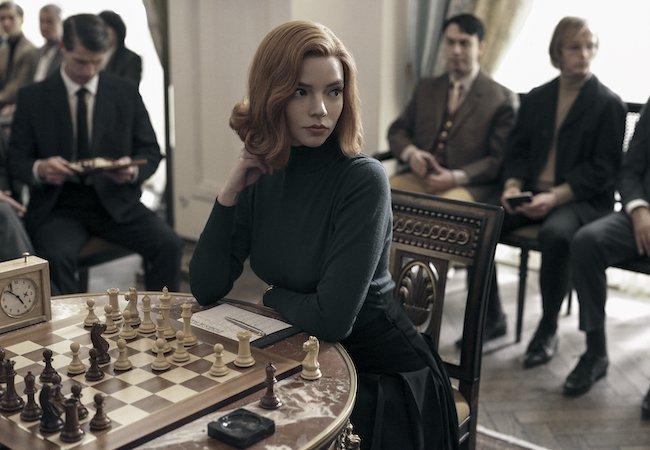 queens gambit anya taylor-joy