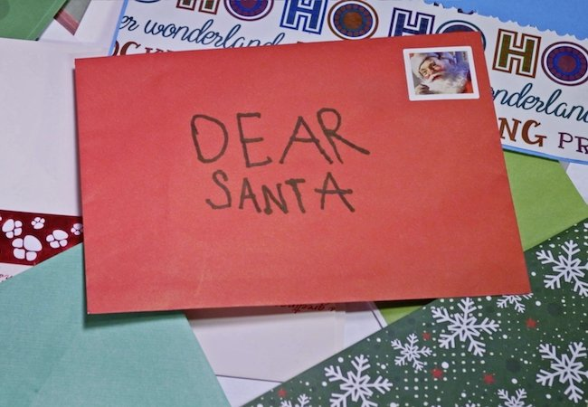 Dear Santa Operation Santa Dana Nachman