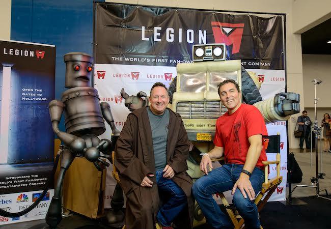 How does LegionM work
