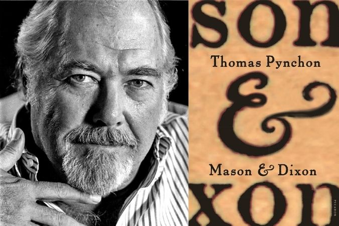 robert altman thomas pynchon mason and dixon