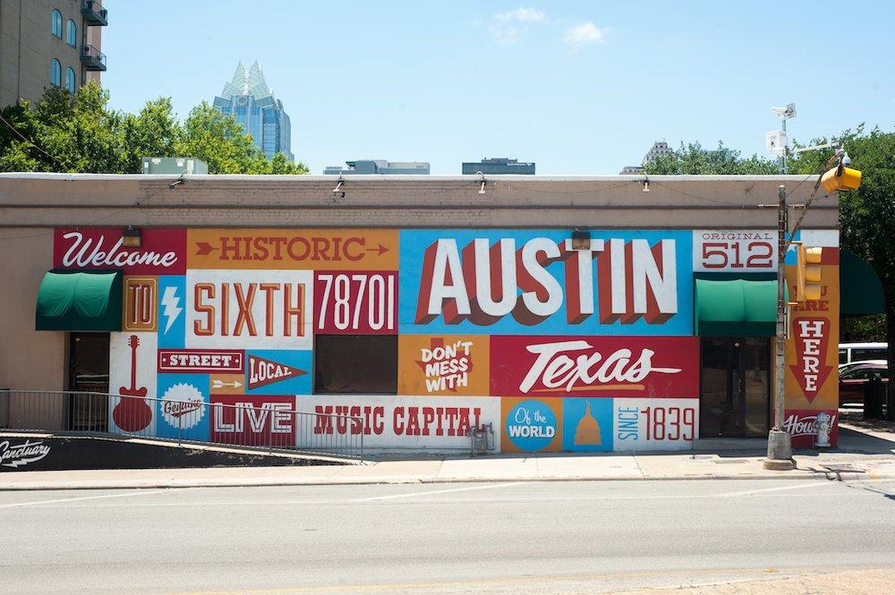 Austin Best Places