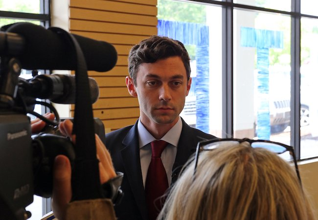 Jon Ossoff film journalist
