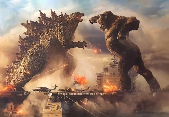 Godzilla vs. Kong Trailer; Senator Batman; Bankrupt to Auteur
