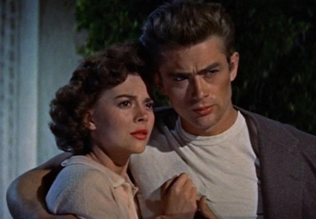 Rebel Without a Cause Nicholas Ray James Dean Natalie Wood