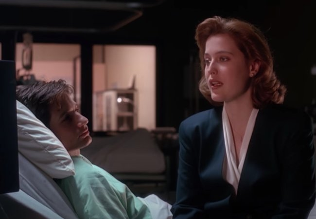 Gillian Anderson Was Nearly Dropped by Her Agents Right Before She Landed The X Files