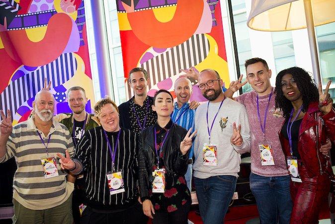 LGBTQ+ Film festivals iris