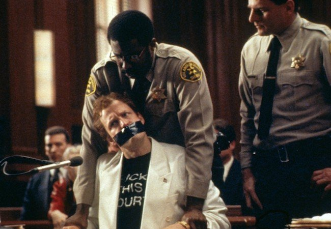 People vs. Larry Flynt Say Flynt Supreme Court Win Gave Them the Legal Right to Tell His Story