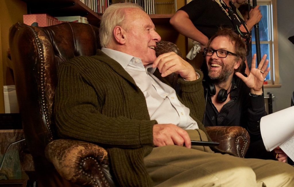 Florian Zeller Anthony Hopkins The Father