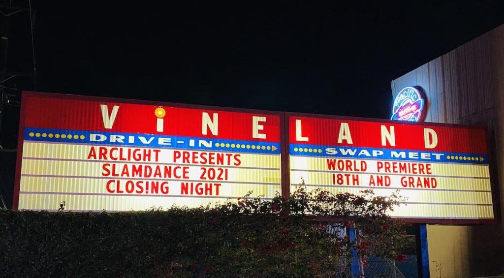 Slamdance 18th & Grand: The Olympic Auditorium Story 18th and Grand Grand Olympic Auditorium