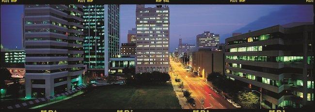 Downtown Jackson Mississippi