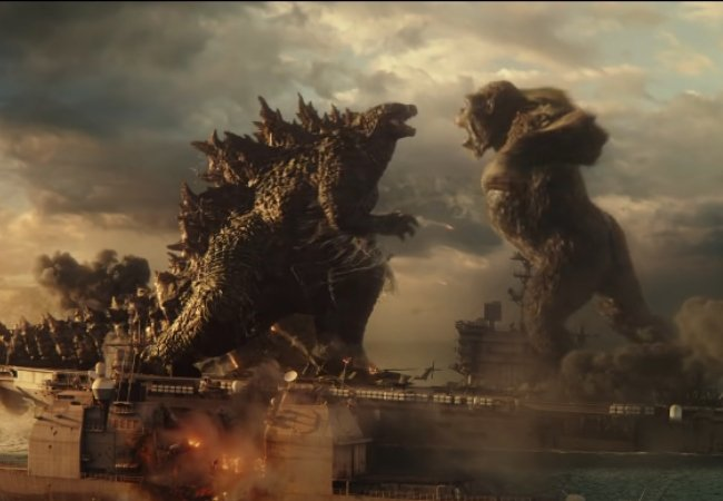Godzilla vs. Kong Director Says Godzilla Isn't a Bad Guy - He's Just Misunderstood