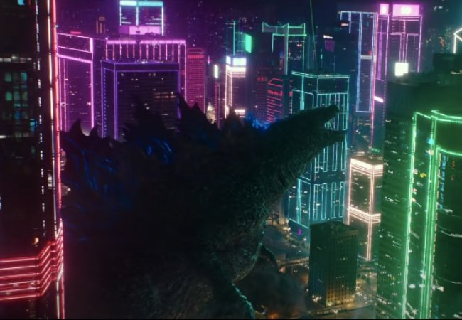 godzilla vs kong how tall