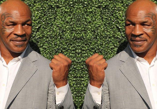 Mike Tyson v. Mike Tyson