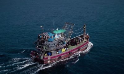 Seaspiracy Exposes Slave Labor Used in Commercial Fishing Industry