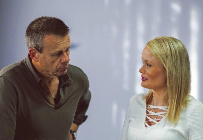The Meeting Alan Gilsenan and Ailbhe Griffith