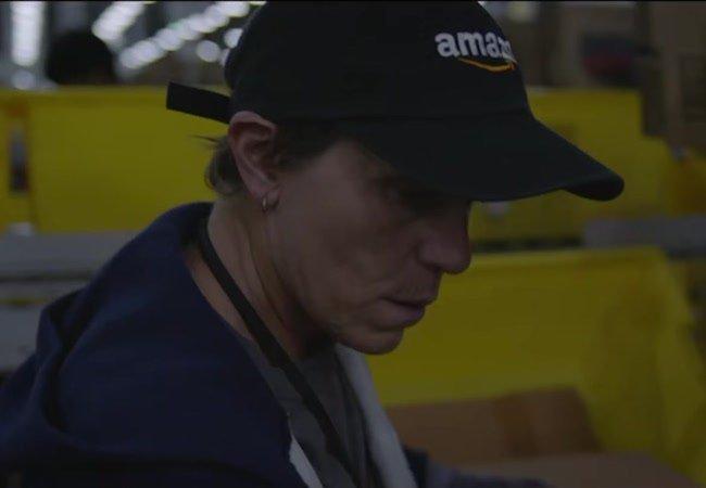 Nomadland Amazon Criticism Camperforce