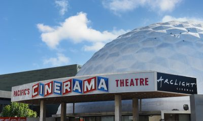 Cinerama Dome Arclight