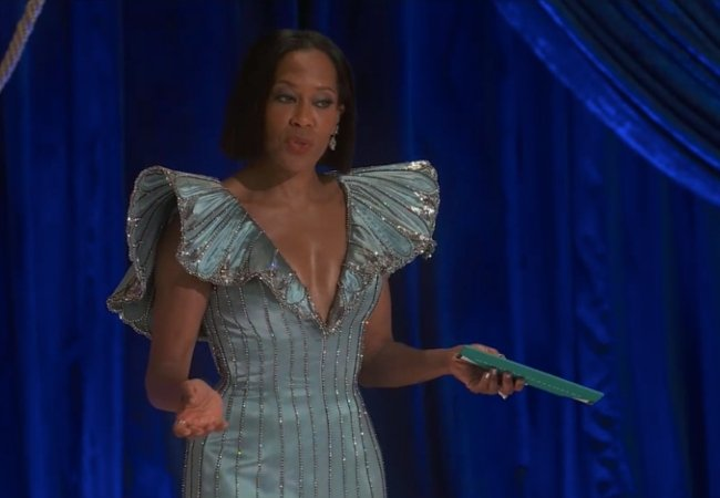 Regina King Oscars 1