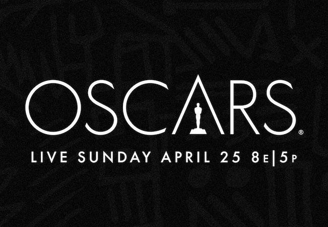 How to Watch the Oscars: ABC at 8 ET/5 PT