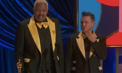 Travon Free and Martin Desmond Roe Oscars
