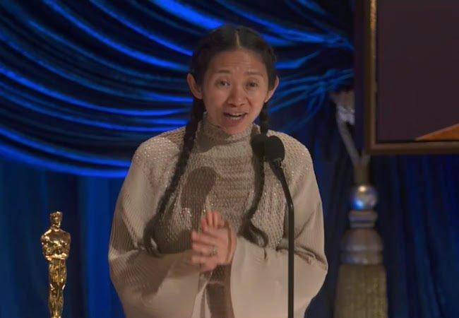 Chloe Zhao Nomadland