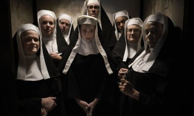 Agnes nuns exorcism horror mickey reece
