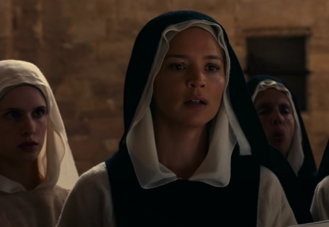 Finding Black Superman; Paul Verhoeven Nun; Blake Lively: Lady Killer