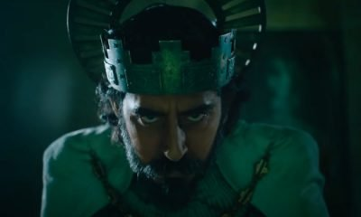 Green Knight Dev Patel
