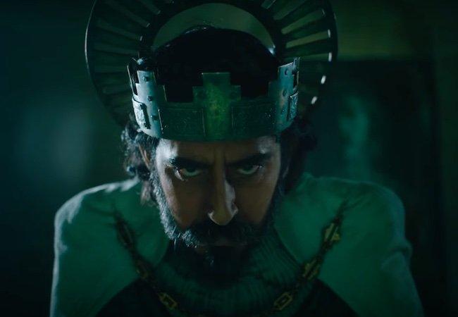 Green Knight Dev Patel