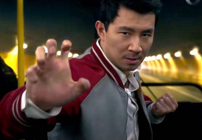 Simu Lui Shang-Chi Ancient One Regrets