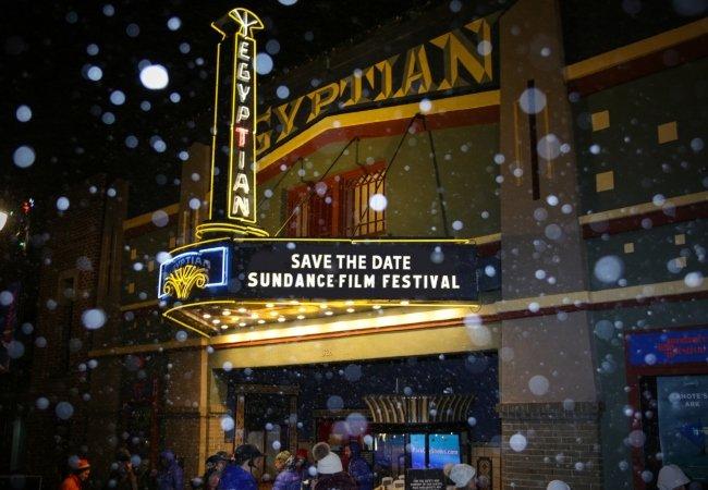 Sundance Film Festival in person 2022