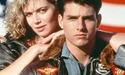 Top Gun Tony Scott Tom Cruise Kelly McGillis