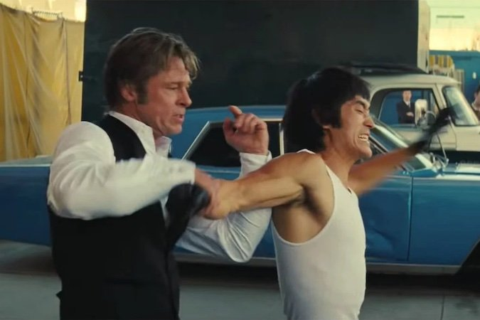 Was That Bruce Lee and Cliff Booth Fight a Dream? Tarantino Answers the Question in Once Upon a Time in Hollywood Novelization