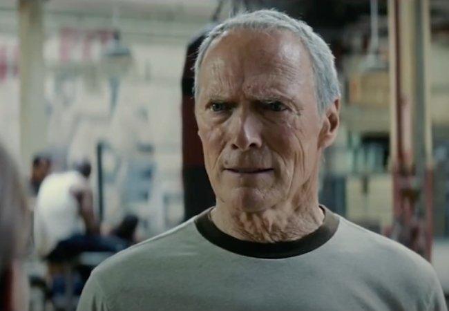 Million Dollar Baby Clint Eastwood