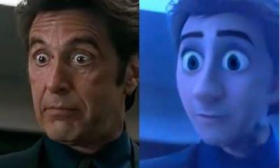 Heat Pixar Al Pacino