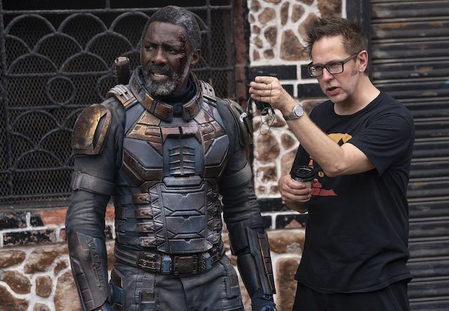 James Gunn asks actors to be honest about their heights